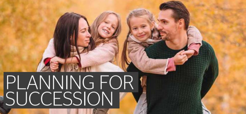 Planning For Succession