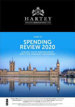 Spending Review 2020