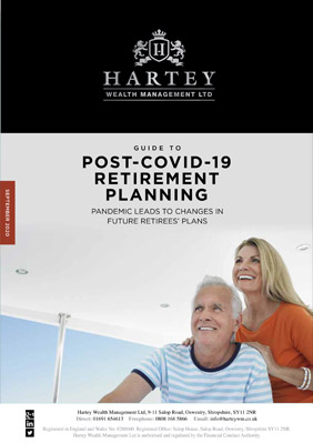 Post COVID-19 Retirment Planning - Financial Guide