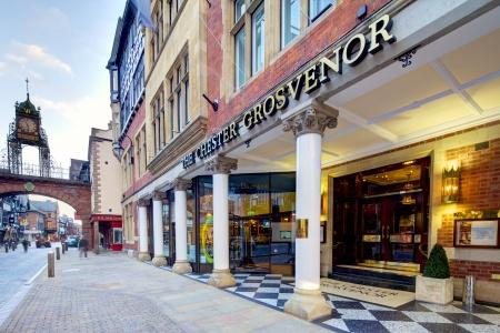 Chester Grosvenor Hotel